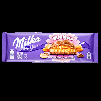 шоколад Милка Peanut Caramel 276 г 1 уп.х 12 шт.
