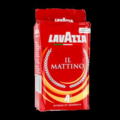 кофе LAVAZZA IL MATTINO 250 г молотый 1 уп.х 20 шт.