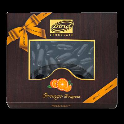 конфеты BIND CHOCOLATE Orange Dragees 100 г 1 уп.х 12 шт.