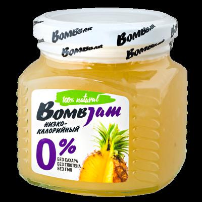 джем BombJam Ананас 250 г 1 уп.х 6 шт.