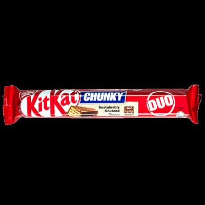 батончик Кит-Кат CHUNKY DUO 64 г 1 уп.х 24 шт.