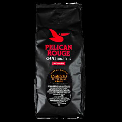 кофе PELICAN ROUGE Evaristo 1кг зерно 1 уп.х8 шт.