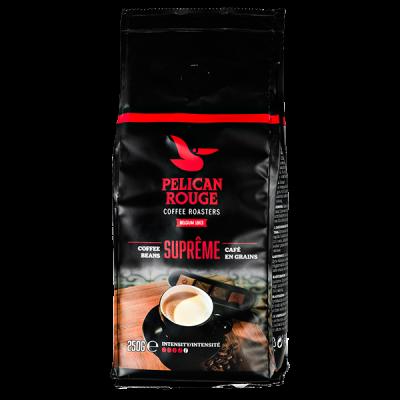 кофе PELICAN ROUGE Supreme 250 г зерно 1 уп.х12 шт.