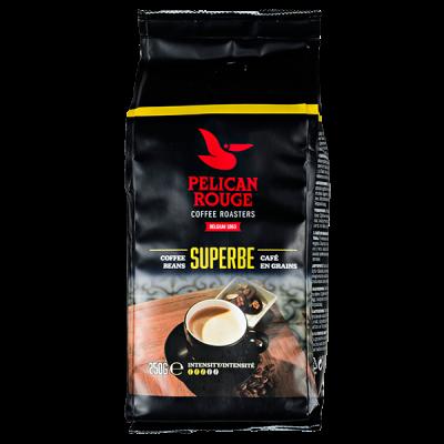 кофе PELICAN ROUGE Superbe 250 г зерно 1 уп.х12 шт.