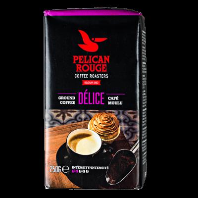 кофе PELICAN ROUGE Delice 250 г молотый 1 уп.х12 шт.