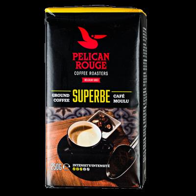 кофе PELICAN ROUGE Superbe 250 г молотый 1 уп.х12 шт.