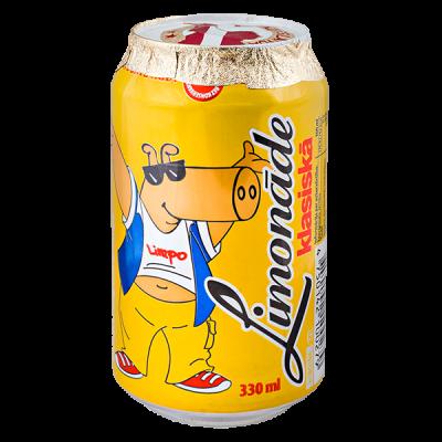 напиток Limonade Klasiska 330 мл  Ж/Б 1 уп.х 24 шт.