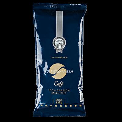 кофе GUANTANAMERA MOLIDO 250 г молотый