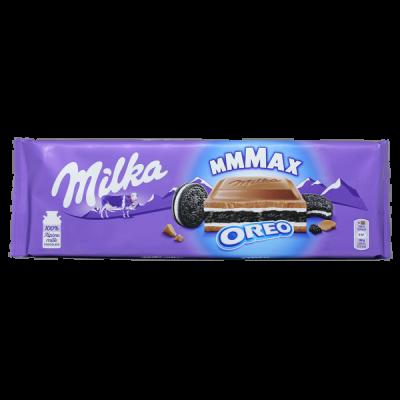 шоколад Милка Oreo 300 г 1 уп.х 12 шт.
