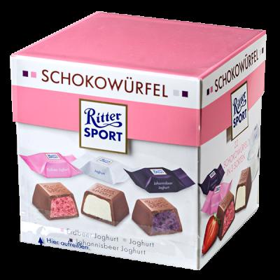 конфеты Риттер Спорт JOGHURT MIX 176 г