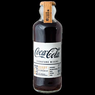 напиток COCA-COLA Woody 200 МЛ СТ/Б 1 уп.х 12 шт.