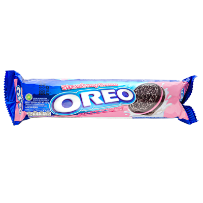 печенье Орео Strawberry 133 г 1уп* 24 шт