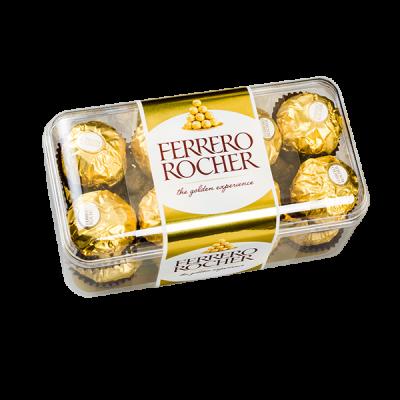 конфеты Ферерро Роше 200 г 1 уп.х 20 шт.