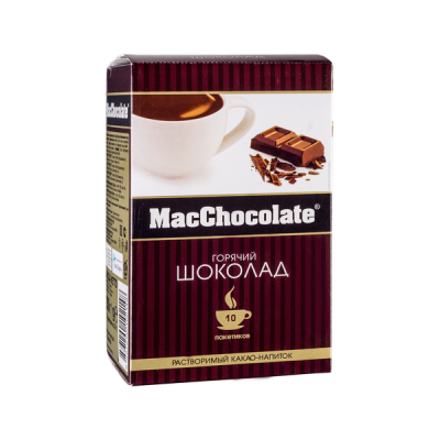 напиток Какао Макшоколад 20 г 1 уп.х 10 шт.