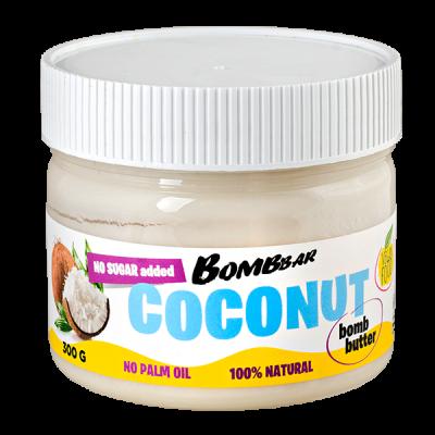 паста BOMBBAR COCONUT кокосовая 300 г 1 уп.х 12 шт.