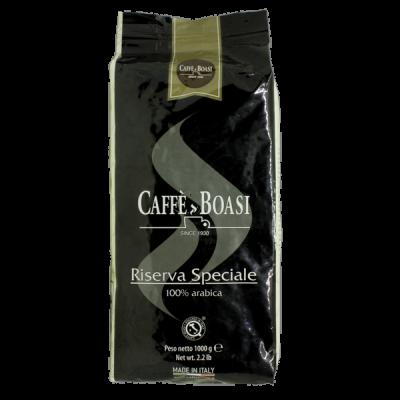 кофе BOASI RISERVA SPECIALE 1 кг зерно 1 уп.х 6 шт.
