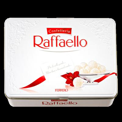 конфеты Раффаэлло 300 г ж/б 1 уп. х 8 шт.