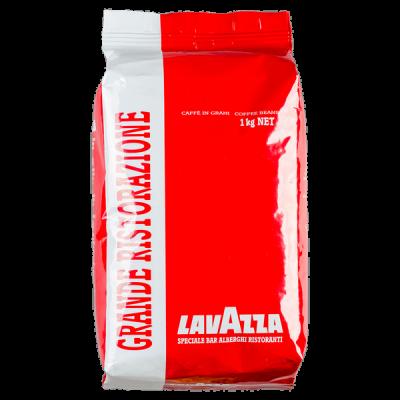 кофе LAVAZZA GRANDE RISTORAZIONE 1 кг зерно 1 уп.х 6 шт.