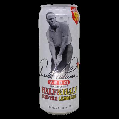 напиток ARIZONA Arnold Palmer DIET Half IcedTea & Half Lemonade 680 мл  Ж/Б 1 уп.х 24 шт.
