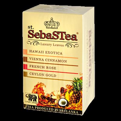 чай St.SebaSTea