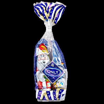 шоколад НГ ONLY Дед Мороз 100 г 1 уп.х 24 шт.