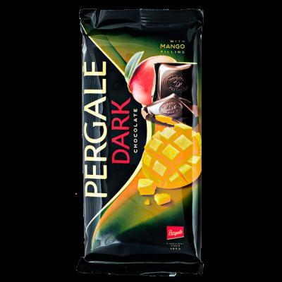шоколад PERGALE DARK MANGO 100 г 1 уп. х 19 шт.