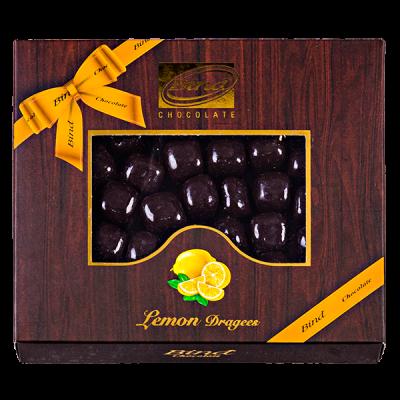 конфеты BIND CHOCOLATE Lemon Dragees 100 г 1 уп.х 12 шт.