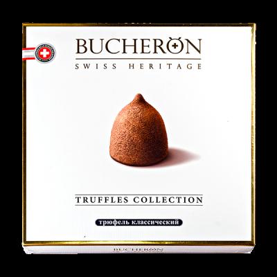 конфеты BUCHERON Трюфель Классический  225 г 1 уп.х 6 шт.