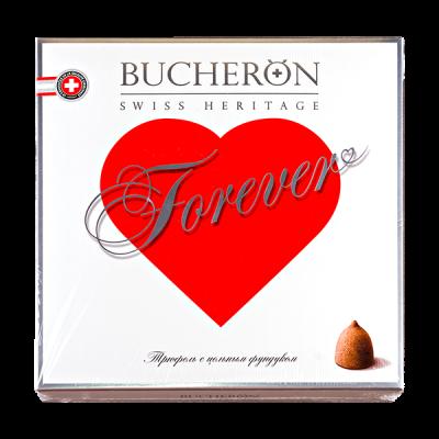 конфеты BUCHERON Трюфель Цельный Фундук 225 г 1уп.х 6 шт.