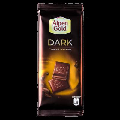шоколад Альпен Гольд Дарк 80 г 1 уп.х 22 шт.