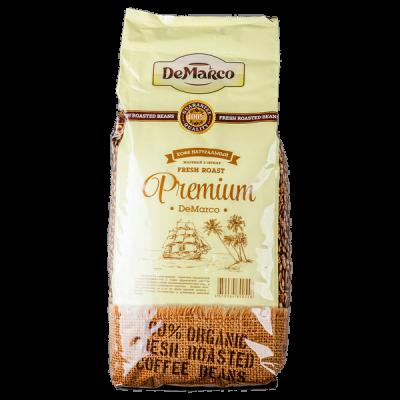 кофе DE MARCO PREMIUM 1кг зерно 1 уп.х 10 шт.