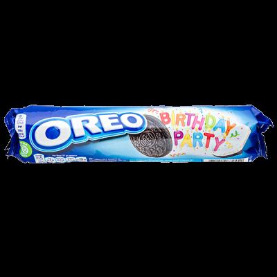 печенье Орео BIRTHDAY PARTY 154 г 1уп.х 16 шт.