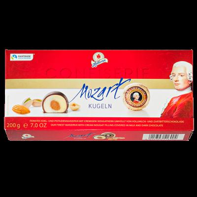 конфеты HALLOREN Mozart Kugeln 200 г 1уп.х 18 шт.