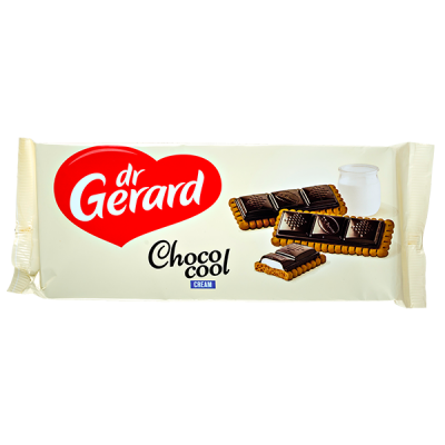 печенье Dr. Gerard Choco Cool Cream 110 г 1 уп.х 18 шт.
