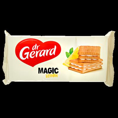 печенье Dr. Gerard Magic Lemon 216 г 1 уп.х 16 шт.
