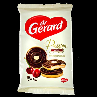 печенье Dr. Gerard Passion Cherry 150 г 1 уп.х 12 шт.