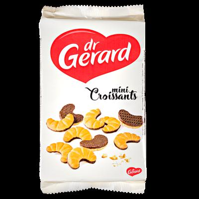 печенье Dr. Gerard Mini Croissants 165 г 1 уп.х 12 шт.