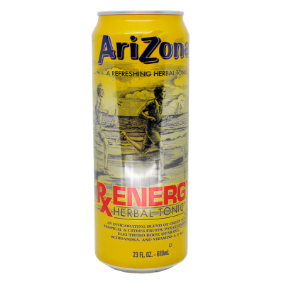 напиток ARIZONA ENERGY 680 мл  Ж/Б 1 уп.х 24 шт.