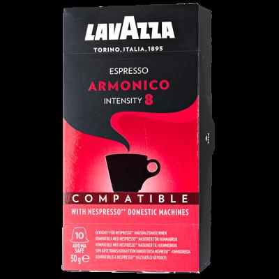 кофе капсулы LAVAZZA Espresso Armonico 1уп х 10 капсул