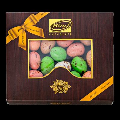 конфеты BIND CHOCOLATE Шок Перепелиные Яйца 100 г 1 уп.х 12 шт.