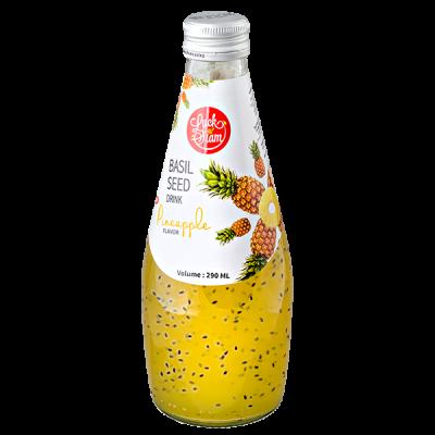 напиток BASIL SEED DRINK Luck Siam Pineapple 290 МЛ СТ/Б 1 уп.х 24 шт.
