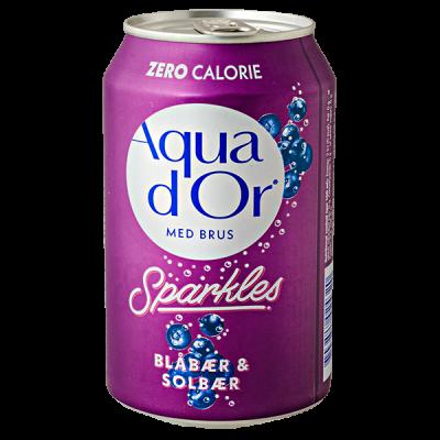 напиток AQUA DOR Blabaer & Solbaer 330 мл Ж/Б 1 уп.х 24 шт.