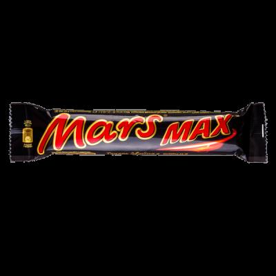 батончик Марс Макс 81гр.   1уп.х 24шт.