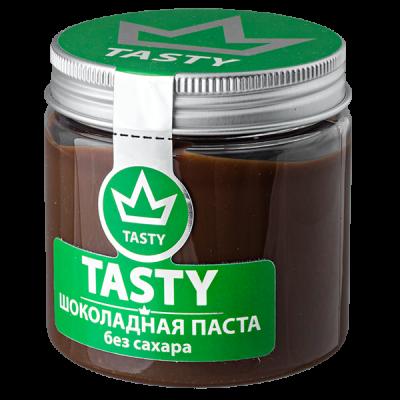 шоколадная паста Tasty без сахара 200 г 1 уп.х 12 шт.