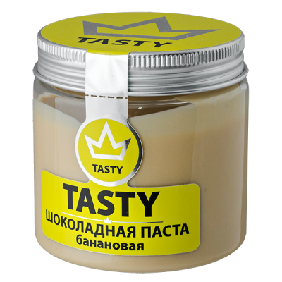 шоколадная паста Tasty банановая 200 г 1 уп.х 12 шт.