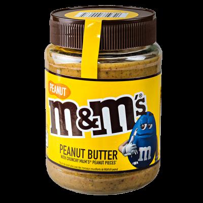 арахисовая паста M&M's PEANUT BUTTER 320 г 1 уп.х 6 шт.