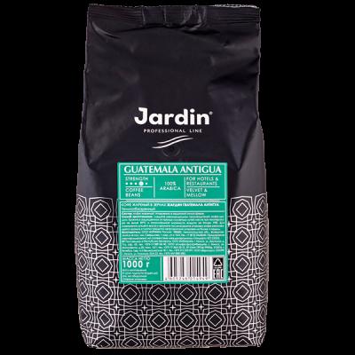 кофе ЖАРДИН GUATEMALA ANTIGUA 1 кг зерно 1 уп.х 6 шт.