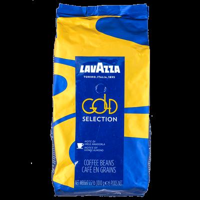 кофе LAVAZZA GOLD SELECTION 1 кг зерно 1 уп.х 6 шт.