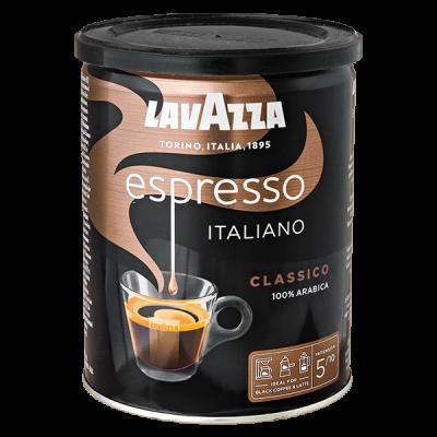 кофе LAVAZZA ESPRESSO ITALIANO CLASSICO 250 г ж/б молотый 1 уп.х 12 шт.