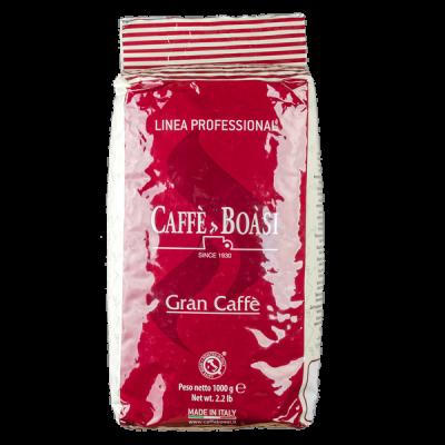 кофе BOASI GRAN CAFFE PROFESSIONAL 1кг зерно 1 уп.х 6 шт.